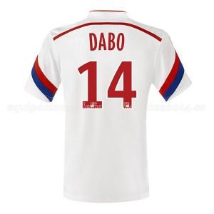 Camiseta de Lyon 2014/2015 Primera Dabo