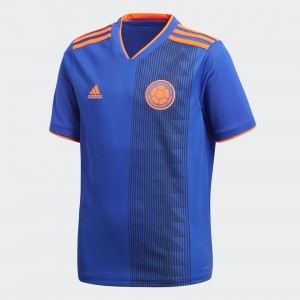 Juventud Camiseta del COLOMBIA Away 2018
