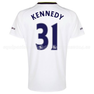 Camiseta Everton Kennedy 3a 2014-2015