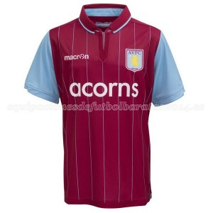 Camiseta Aston Villa Primera Equipacion 2014/15