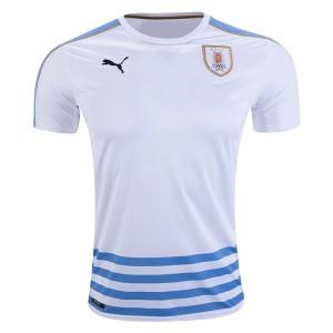 Camiseta del Uruguay 2016/2017