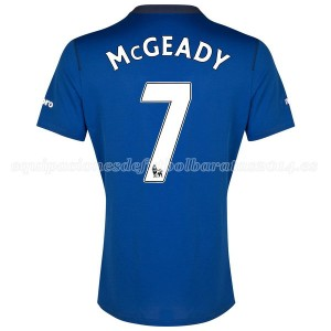 Camiseta del McGeady Everton 1a 2014-2015