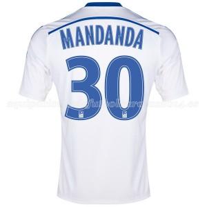 Camiseta del Mandanda Marseille Primera 2014/2015