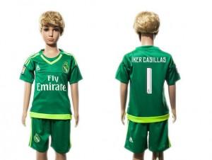 Camiseta nueva Real Madrid Niños 1 2015/2016