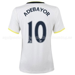 Camiseta del Adebayor Tottenham Hotspur Primera 14/15