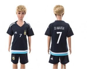 Camiseta de Argentina 2015/2016 7 Niños
