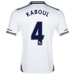 Camiseta Tottenham Hotspur Kaboul Primera 2013/2014