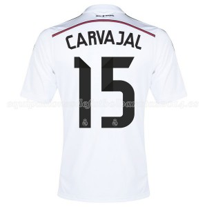 Camiseta Real Madrid Carvajal Primera Equipacion 2014/2015