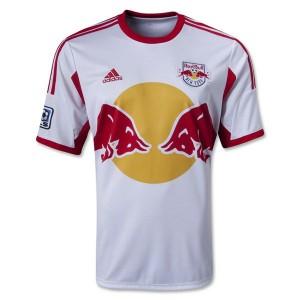 Camiseta de Red Bulls 2013/2014 Primera Equipacion
