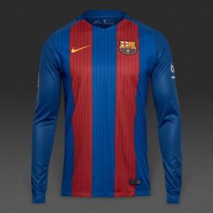 Camiseta de Barcelona 2016/2017 Primera Equipacion