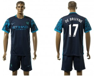 Camiseta nueva Manchester City 17# Away