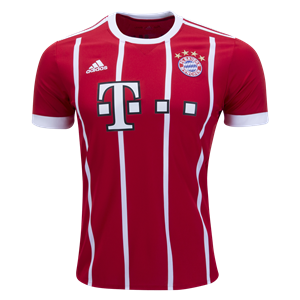 Camiseta nueva Bayern Munich Home 2017/2018