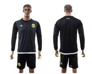 Camiseta Mexico Manga Larga 2015/2016