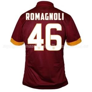 Camiseta del Romagnoli AS Roma Primera Equipacion 2014/2015