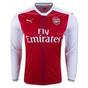 Camiseta del Arsenal Primera Equipacion 2016/2017