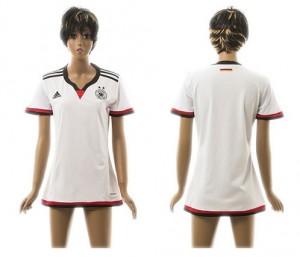 Camiseta Alemania 2015/2016 Mujer