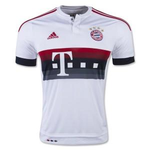 Camiseta de Bayern Munich 2015/2016 Primera Equipacion