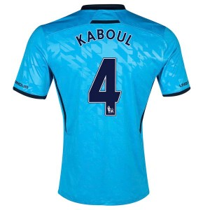 Camiseta nueva del Tottenham Hotspur 2013/2014 Kaboul Segunda