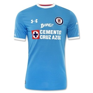Camiseta Cruz Azul 2016-2017