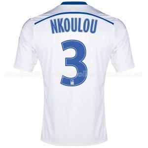 Camiseta Marseille Nkoulou Primera 2014/2015