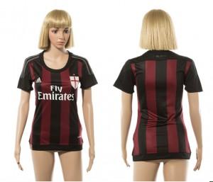 Camiseta de AC Milan 2015/2016 Mujer