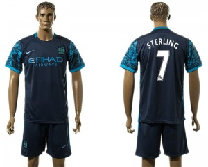 Camiseta de Manchester City Away 7#