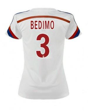 Camiseta nueva Marseille Mendes Segunda 2014/2015