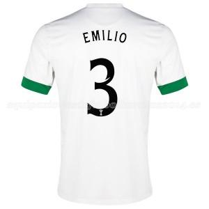 Camiseta nueva Celtic Emilio Equipacion Tercera 2014/2015