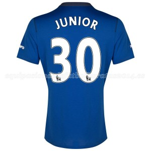 Camiseta nueva del Everton 2014-2015 Junior 1a
