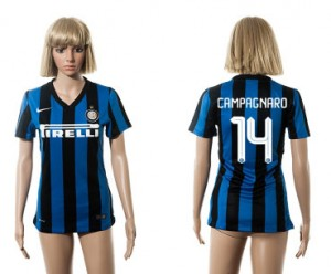 Camiseta nueva Inter Milan Mujer 14 2015/2016