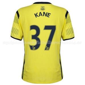 Camiseta del Kane Ekotto Tottenham Hotspur Tercera 14/15