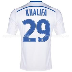 Camiseta Marseille Khalifa Primera 2014/2015
