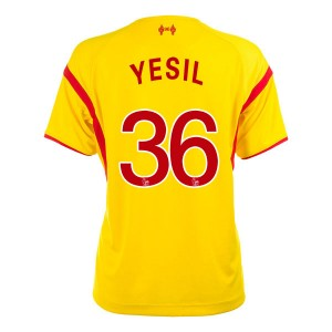 Camiseta del Mikel Chelsea Tercera Equipacion 2013/2014