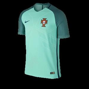 Camiseta Portugal Vapor Match Away 2016 Hombre