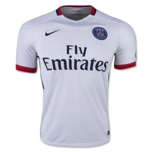 Camiseta nueva Paris Saint Germain Equipacion Segunda 2015/2016
