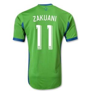 Camiseta del Zakuani Seattle Sound Primera Tailandia 2013/2014