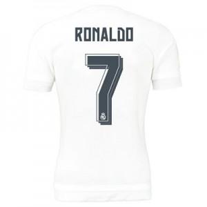 Camiseta nueva del Real Madrid 2015/2016 Equipacion Numero 07 RONA Primera