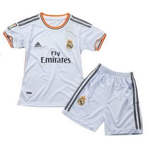 Camiseta de Real Madrid 2013/2014 Primera Equipacion Nino