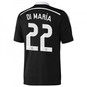 Camiseta del Di Maria Real Madrid Primera Equipacion 2014/2015