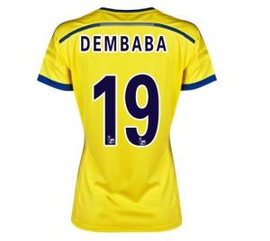 Camiseta nueva del Chelsea 14/15 Equipacion Mujer Segunda