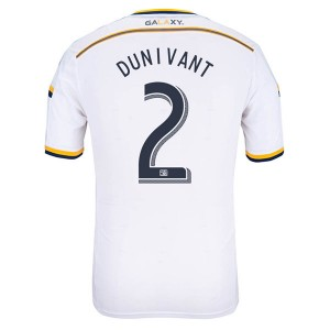 Camiseta de Los Angeles Galaxy 13/14 Primera Dunivant