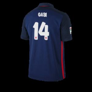 Camiseta de Atletico Madrid 2015/2016 Segunda GABI Equipacion