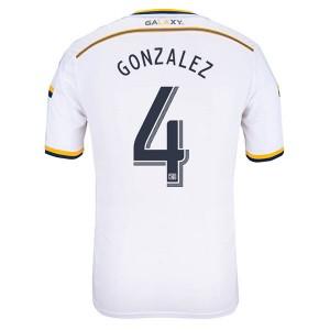 Camiseta nueva Los Angeles Galaxy Gonzalez Primera 13/14
