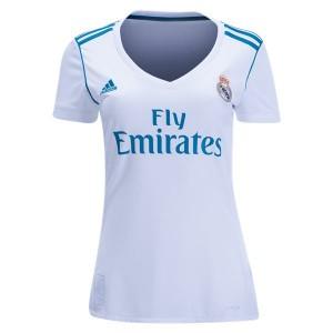 Camiseta nueva del Real Madrid 2017/2018 Mujer Home