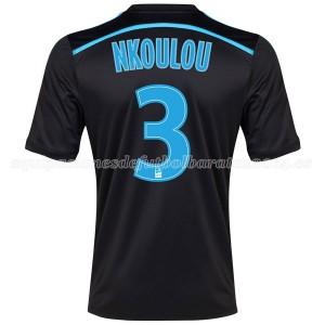 Camiseta de Marseille 2014/2015 Tercera Nkoulou