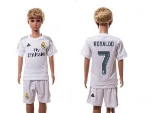 Camiseta nueva Real Madrid Niños 7 Home 2015/2016