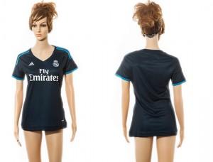 Mujer Camiseta del Real Madrid 2015/2016
