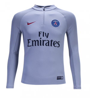 Camiseta de Paris Saint Germain Entrenamiento Manga Larga