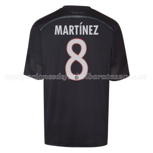 Camiseta del Martinez Bayern Munich Tercera Equipacion 2014/2015