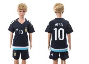 Camiseta de Argentina 2015/2016 10 Niños